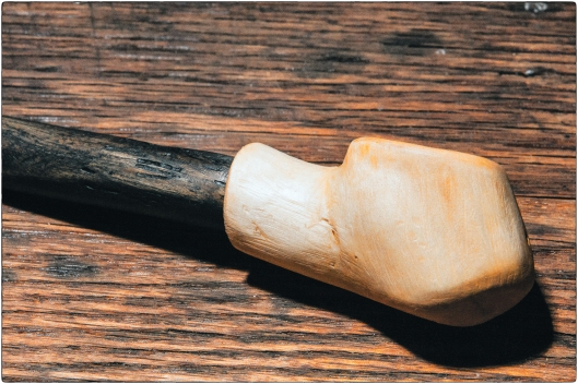 Rustic Pipe