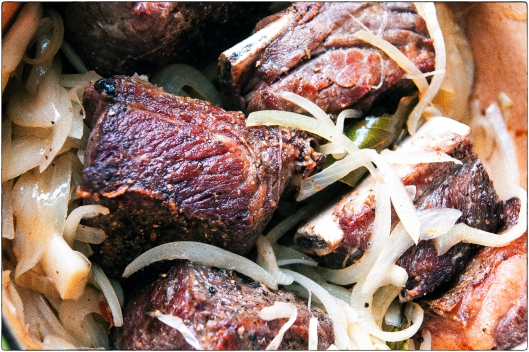 Beef Short Ribs in Onions