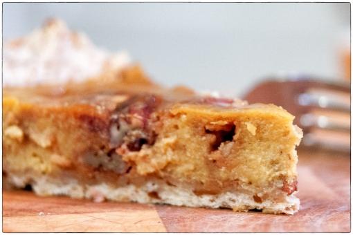 Acorn Squash and Pecan Pie