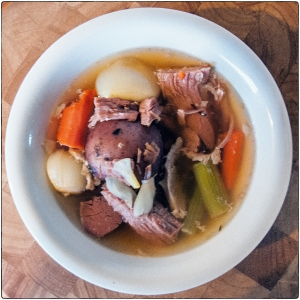 A Stew to Forget You