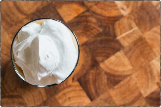 Whipped Cream Visual